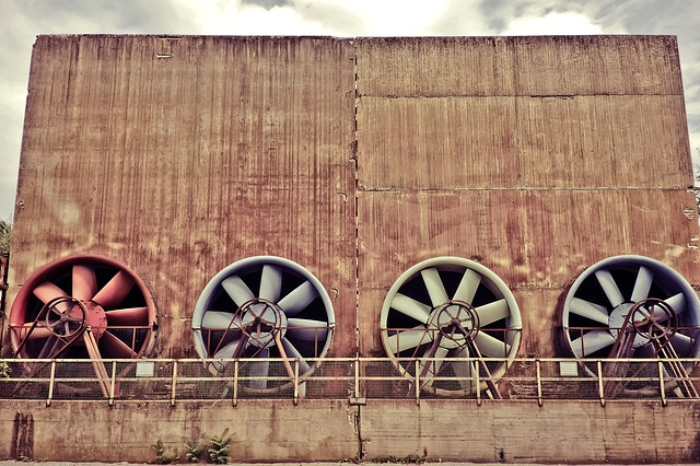 Come scegliere i ventilatori industriali